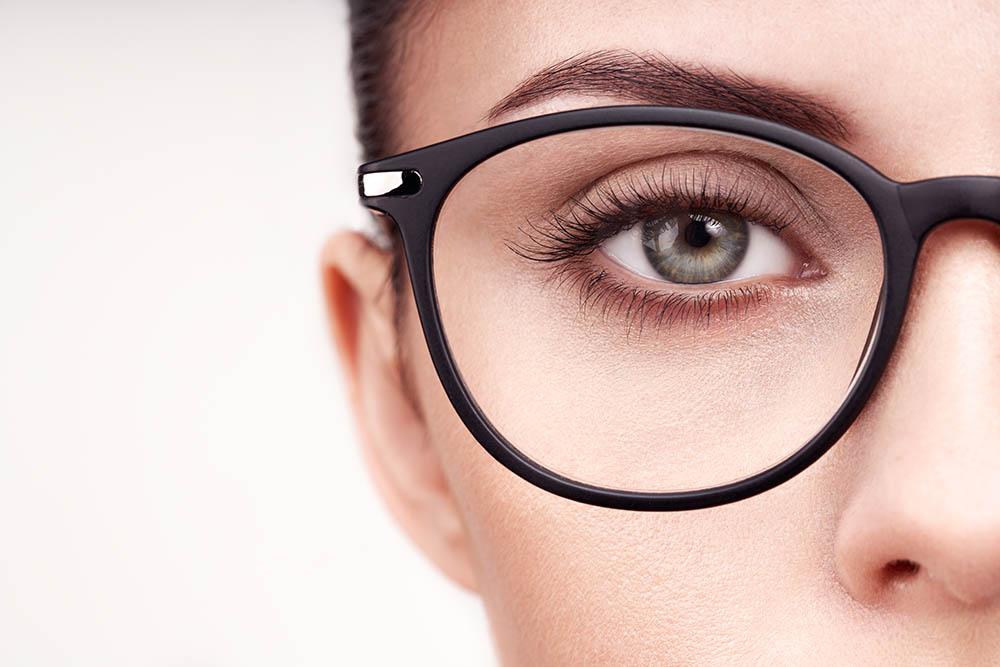 Gleitsichtbrille